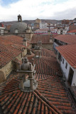 La Paz, view from the Cathedral tower