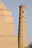 Khiva, Minaret