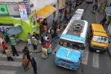 La Paz, street corner