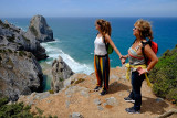 Betweem Roca Cape and Adraga Beach, Portugal