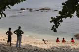 Galle beach