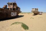 Moynaka, Aral Sea