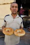 Ferghana, fresh bread