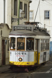 Tram at Escolas Gerais Street