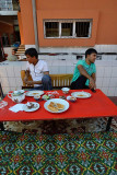 Kokand, lunch time