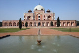 New Delhi, Humayun's Tomb