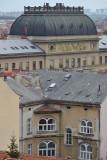 Zagreb, view from Kula Lotrscak