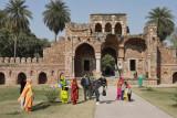 New Delhi, Humayun's Tomb Complex