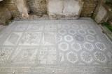 Pula, Roman Floor Mosaic