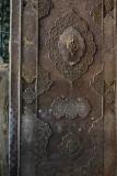 Esfahan, door of Masjed-e Imam