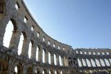 Pula, the Amphitheatre