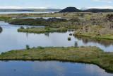 Mývatn Lake, Hofdi
