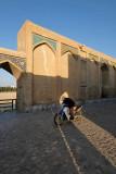 Esfahan, Khaju Bridge
