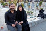 Esfahan, Golestan-e Shohada Martyrs Cemetery