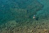 Krk Island, Stara Baska Coast, Oprna Bay