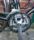 SPA CYCLES 28/38/48 (LX front gear)