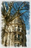 Paris painted