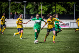 Le club de foot féminin d'Hénin Beaumont