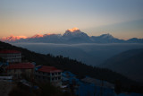 Ghorepani morning
