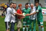USV Scheiblingkirchen - Warth gegen SK Rapid Wien, 15. Juni 2013