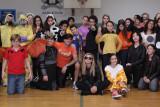 NEST+m Halloween 7th Grade PE Class 2013-10-31