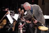 NEST+m Jazz Band at Brooklyn Music School Jazz Fest 2015-01-31