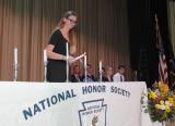 NEST+m National Honor Society 2015-10-19