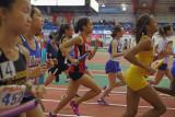Stuyvesant High School Girls Track PSAL Day of Distance 2017-01-02