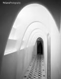 Casa Battlo Hallway