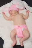 Chloe's second month