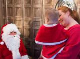 Santa's Grotto visit