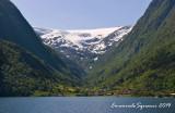 Buerdalen glacier