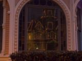 Carson Mansion Reflection Callifornia - December 2015