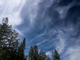 Sky Dance  -Marin County, California - August - 2015