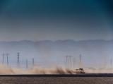 Dust Bowl California - October, 2015
