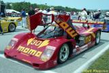 Momo/Gebhardt Racing Porsche 962