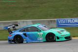 ...Team Falken Tire Porsche 911 GT3 RSR