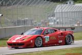 ....Risi Competizione Ferrari F458 Italia