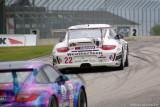 ...Alex Job Racing Porsche 911 GT3 Cup