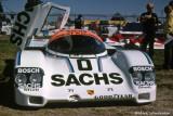 IMSA 1988 Sebring    Paddock, Pits ,etc.