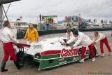 Castrol Jaguar Racing