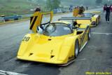Carlos Bobeda Racing Tiga GT287 - Chevrolet V6