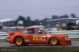 38TH 12-GTO WERNER FRANK/RUDY BARTLING  Porsche 934