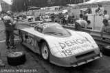 David Tennyson Racing Spice-Ferrari
