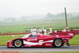 25TH  HANS STUCK/JAMES WEAVER Porsche 962 #113