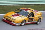 55th Terry Visger  Pontiac Fiero  15th GTU