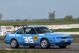 18TH  CHUCK ULINSKI  MAZDA MX-6