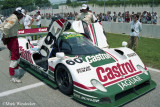 Castrol Jaguar Racing Jaguar XJR-10