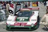 Castrol Jaguar Racing Jaguar XJR-9