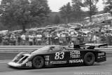 43rd Don Devendorf  Lola T810 #HU1 - Nissan 17th GTP